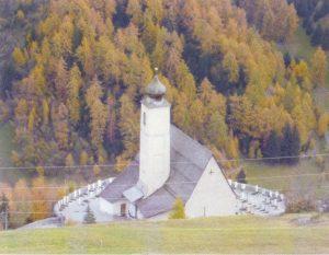 Pfarrkirche zum hl. Florinus in Matsch