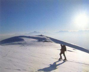 Skitour auf den Arundakopf