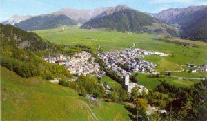 Burgeis mit der Fürstenburg