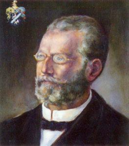 Gericht - Der letzte k.u.k. Richter in Glurns, Dr. Franz Preindlsberger