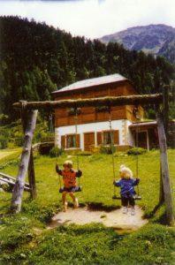 Jägerhaus beim Glieshof