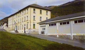 Kaserne Wackernell